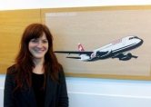 Birgit Reischl, Swiss International Air Lines