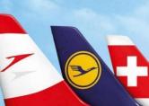 Lufthansa - nove cene do 33 evropska grada