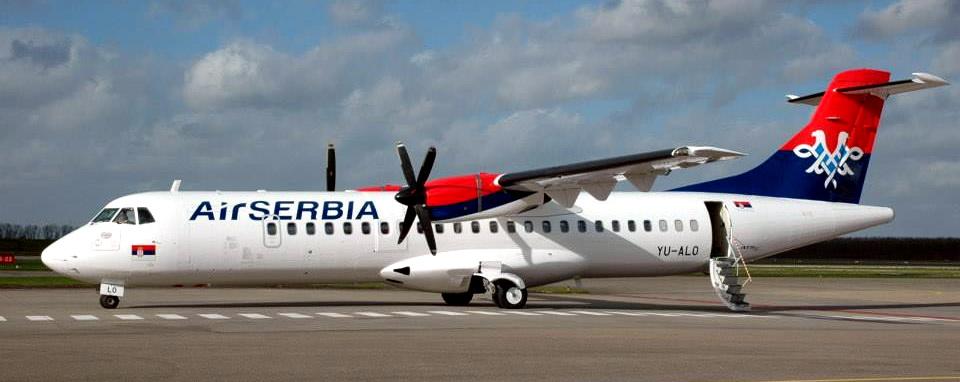 Air Serbia odlaže za maj početak letova ka Varni - Aviokarta.net