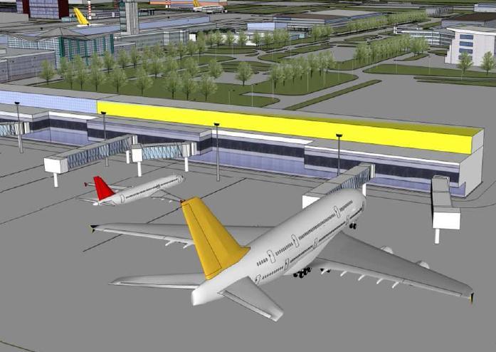 Aerodrom Nikola Tesla objavio planove razvoja - Aviokarta.net
