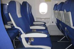 Tipovi avionskih sedista