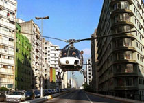 Sao Paulo - helikopterska prestonica sveta