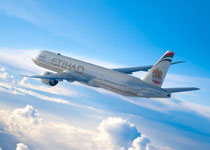 Etihad Airways zabeležio veliki rast prihoda