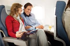 Izbor i rezervacija sedišta u avionu