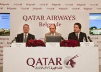 Qatar Airways: Godišnjica leta od Dohe do Beograda