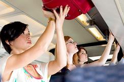 Ograničenja za unos ručnog prtljaga