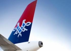 Air Serbia iz promocije u promociju