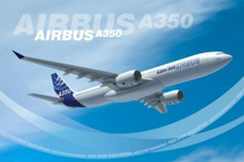 Prvi let pred publikom novog aviona Airbus A350 XWB