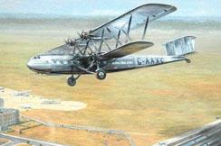 Britanski muzeji vazduhoplovstva