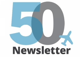 Jubilarni 50-ti Aviokartin newsletter