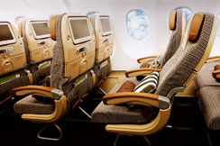 Tipovi avionskih sedišta