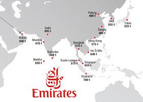 Emirates iz Budimpešte: Promo povodom nove linije