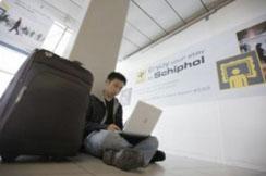 Stalno besplatan internet na aerodromu u Amsterdamu