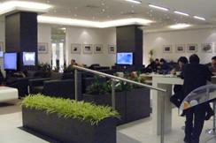 Biznis salon na aerodromu u Beogradu