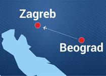 Beograd i Zagreb su ponovo povezani aviolinijom