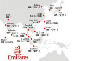 Emirates najavljuje kraj zime promotivnom akcijom