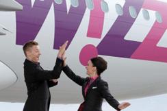 Wizz Air zabeležio odlične operativne rezultate