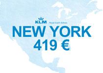 KLM trajno snizio cene karata do Severne Amerike