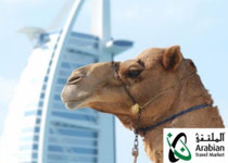 Aviokarta na Arapskom sajmu turizma u Dubaiju