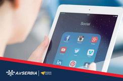Air Serbia Wi-Fly