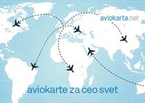 Aviokarte za ceo svet