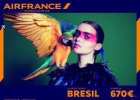 Air France & KLM - promocija za Južnu Ameriku i Karibe