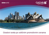 Qatar Airways - prolećna promocija!