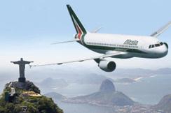 Alitalia - promocija za Južnu Ameriku