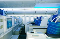 LOT: Više putne klase