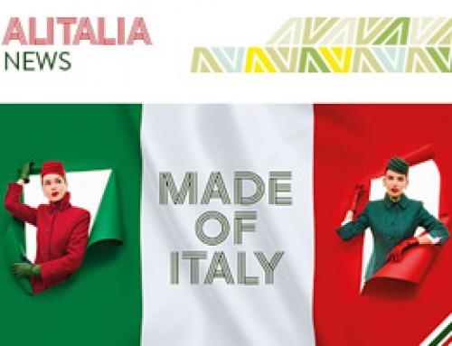 Alitalia – mala promocija za Italiju