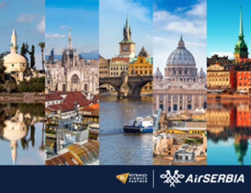 Air Serbia – Vikend promocija!