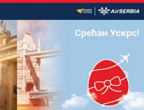 Air Serbia – Uskršnja promocija!