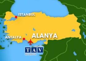 Mapa Turske Amos Travel