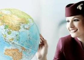qatar_globe