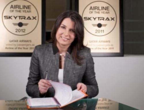 Natali Brodnik, Qatar Airways Beograd