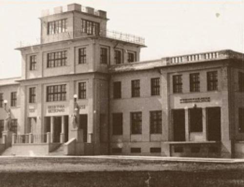 Novosti: Priča o starom beogradskom aerodromu