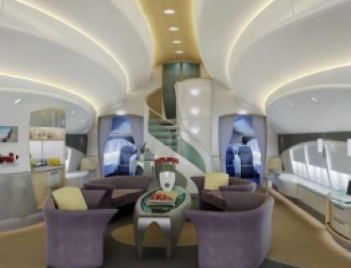 Džambo džetovi postaju luksuzni avioni