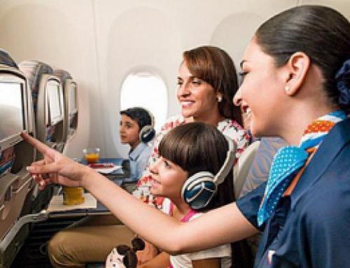 flydubai besplatno prevozi decu do Dubaija i nazad