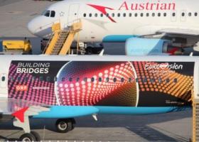 oe-lbs-eurovision-plane