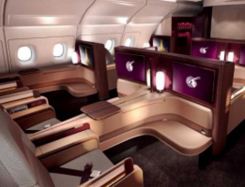 Qatar Airways – Promocija za putovanja na biznis klasi