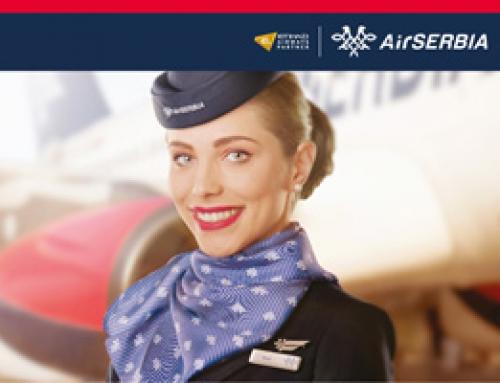 Air Serbia – devet novih linija od 1. juna!