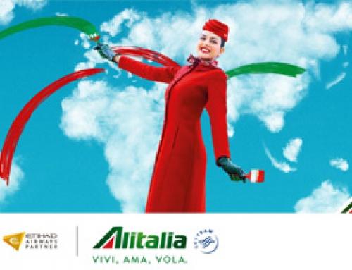 Alitalia – promocija za Italiju