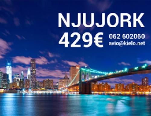 Air France / KLM – promocija za SAD i Kanadu!
