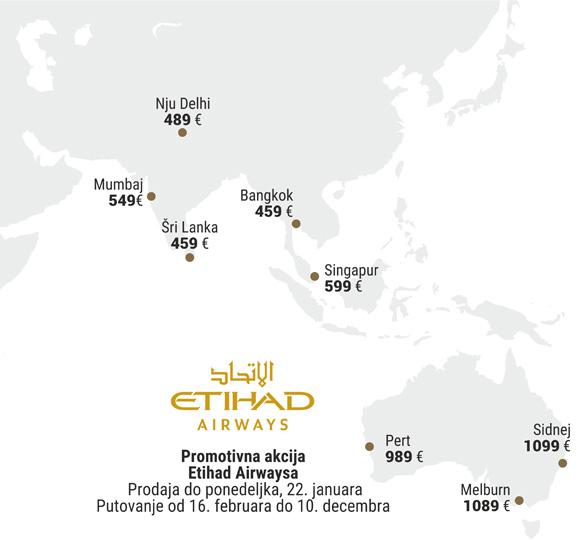Etihad Mapa