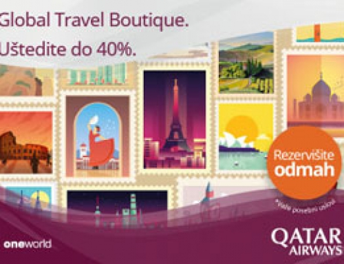 Qatar Airways – majska promocija!