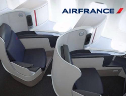 Air France / KLM promocija na biznis klasi