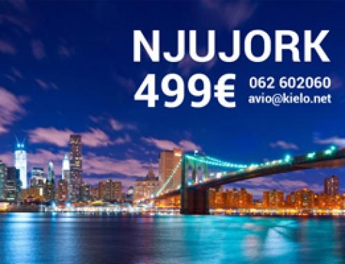 Air France / KLM cene za Severnu Ameriku