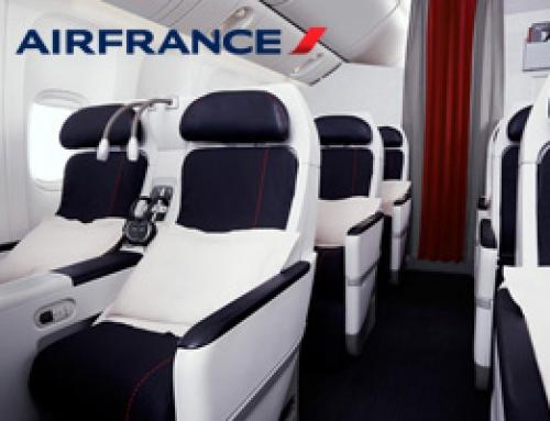 Air France / KLM promocija na premium klasi