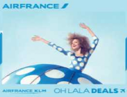 Air France / KLM – velika januarska promocija!