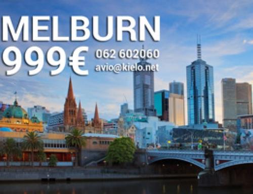 Qatar Airways – promocija za Australiju!